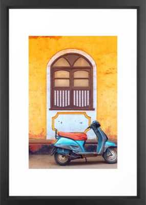 Travel photography made in India. Framed Art Print - Society6