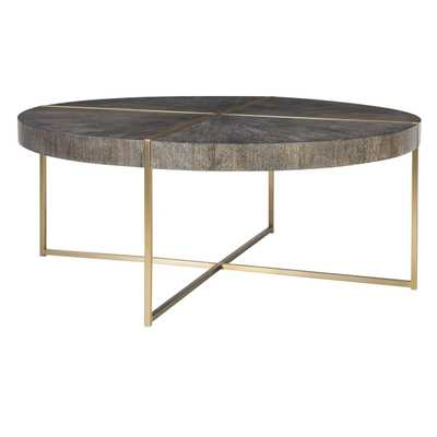 TAJA COFFEE TABLE - Hudsonhill Foundry
