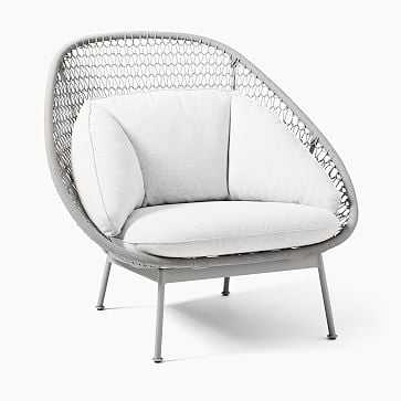 Nest Chair Anchor Lounge Chair - West Elm