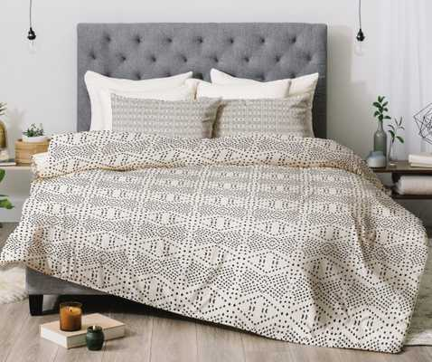BOHO TILE Comforter + Pillow Shams - Wander Print Co.