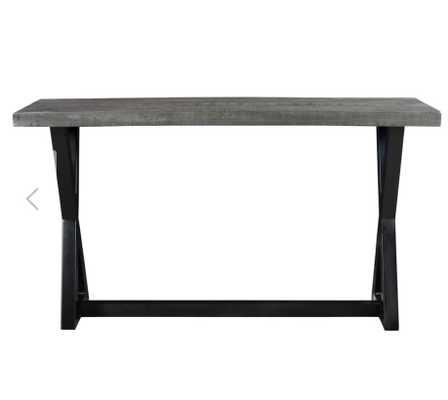 "Breesha 53"" Solid Wood Console Table - AllModern"