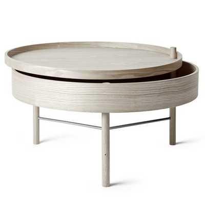 Turning Coffee Table with Storage - Wayfair