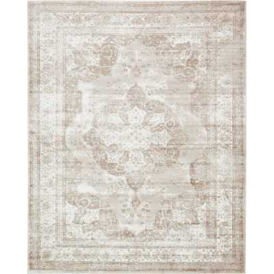 Brandt Oriental Brown Area Rug - Birch Lane