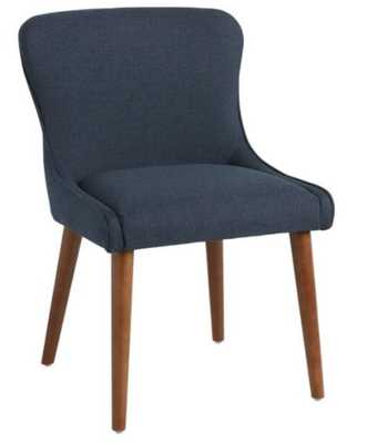 Zarah Petite Wingback Upholstered Dining Chairs Set Of 2 - World Market/Cost Plus