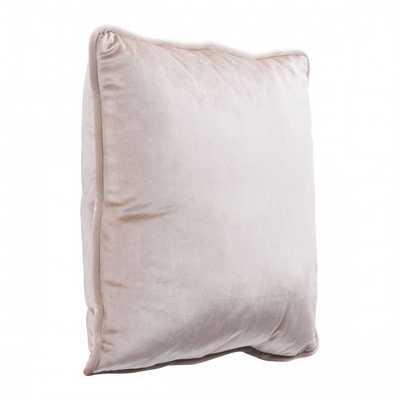 Velvet Pillow Gold - Zuri Studios