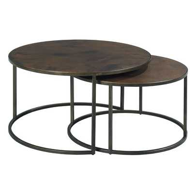 Swiney 2 Piece Coffee Table Set - AllModern