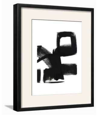 "Untitled 1 By Jaime Derringer (18"" x 22"" framed) - art.com"