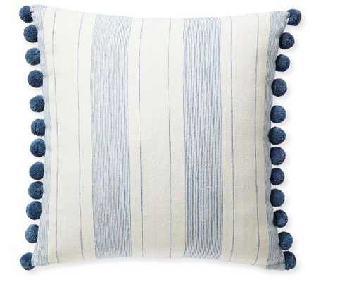 Luca Pillow Cover, 22x22 - Serena and Lily