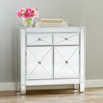 Lavinia 2 Drawer Accent Cabinet - Wayfair