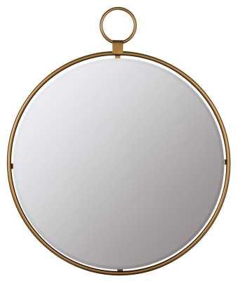 Round Accent Mirror - Wayfair