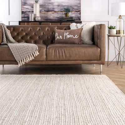 Hand Woven Rigo Jute rug Area Rug - Loom 23