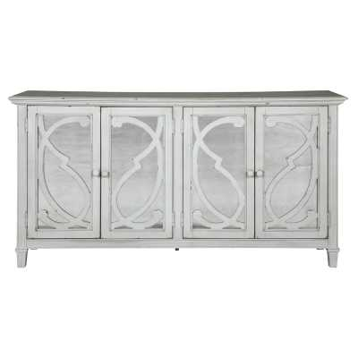 Colombier 4 Door Accent Cabinet - Wayfair