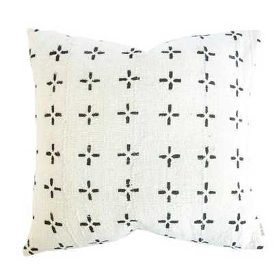 INDRA PILLOW with DOWN INSERT - McGee & Co.