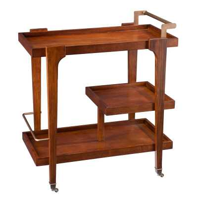 Quitman Bar Cart - AllModern