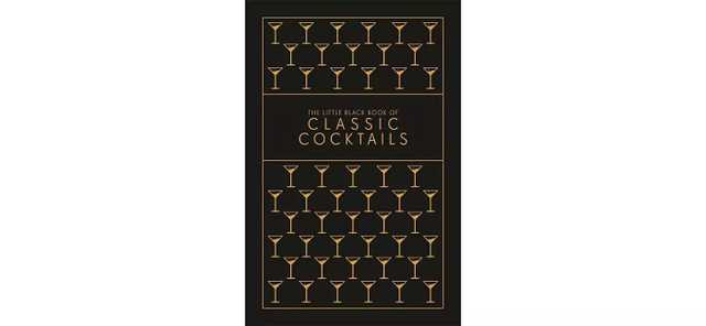 The Little Black Book of Classic Cocktails - Target