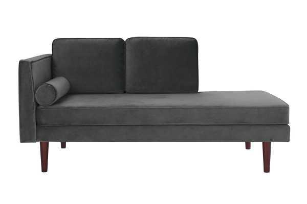Zander Mid Century Modern Upholstered Daybed with Mattress - Wayfair