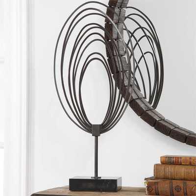 Remi Sculpture - Hudsonhill Foundry