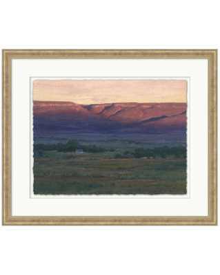 SOUTHWEST LANDSCAPE Framed Art - McGee & Co.