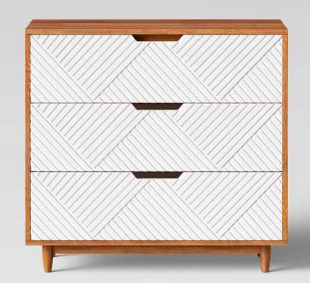 Touraco Dresser White Brown - Opalhouse™ - Target