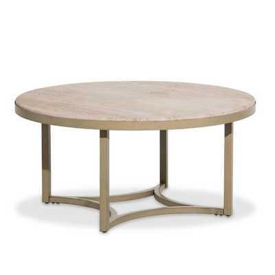 Alta Round Coffee Table - Perigold