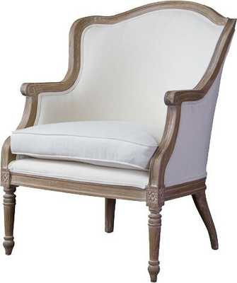 Bonneval Traditional French Armchair - Wayfair