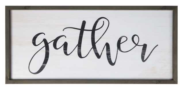 GATHER FRAME WALL DÉCOR - Birch Lane