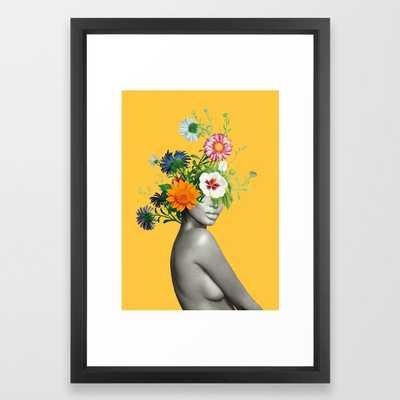 Bloom 5 Framed Art Print - Society6