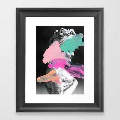 118 Framed Art Print - Society6