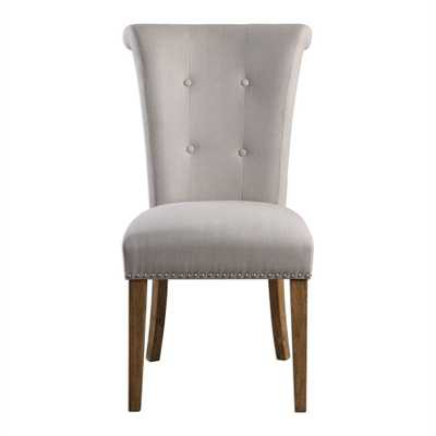 Lucasse, Accent Chair - Hudsonhill Foundry