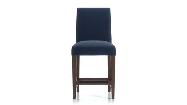 Miles Upholstered Counter Stool - Crate and Barrel
