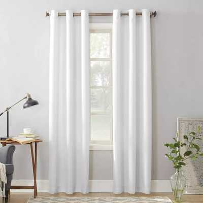 Montego Casual Grommet Top Curtain Panel - No. 918 - Target