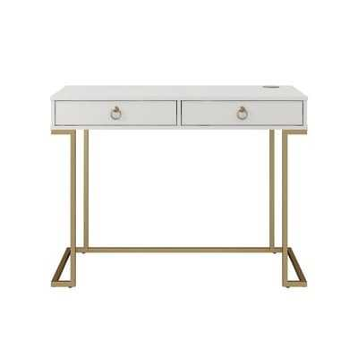 Camila Writing Desk - Wayfair