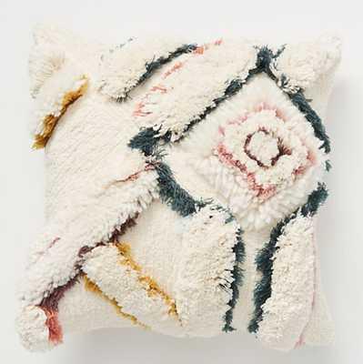 Tufted Lula Pillow - Anthropologie