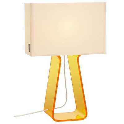 Colorful Tube Top 14'' Table Lamp - AllModern