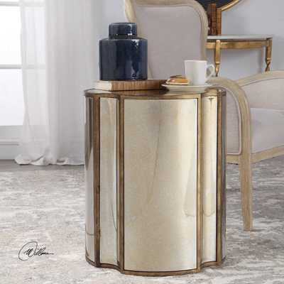 Harlow Accent Table - Hudsonhill Foundry