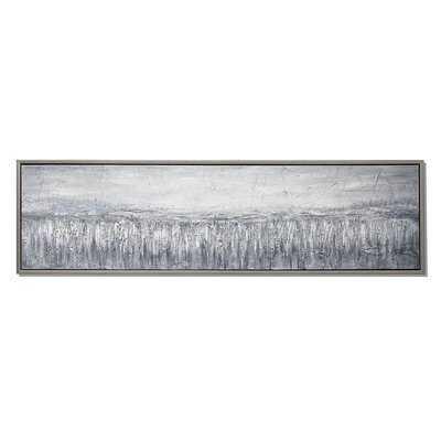 'Tree' Framed Painting on Canvas - Wayfair