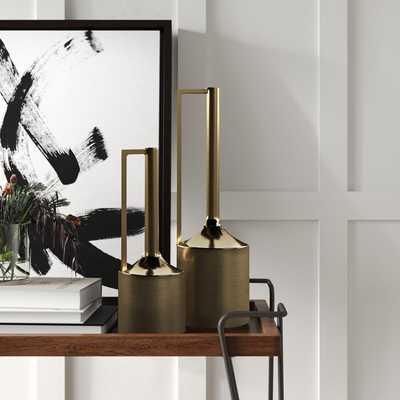 Riedel Long-Necked 2 Piece Table Vase Set - Wayfair