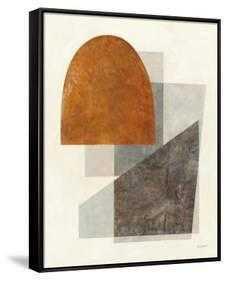 """Quintet I Crop - 30"""" x 37"""" - Black framed canvas -  No Mat - art.com"""