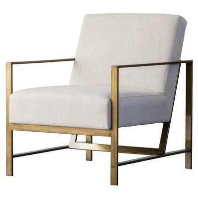 Haakenson Armchair, Shortbread - Wayfair