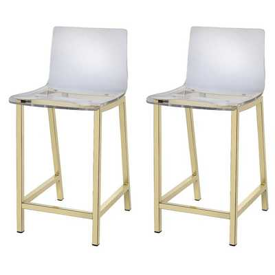 "Tim 24"" Bar Stool - AllModern"