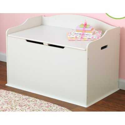 Austin Toy Storage Bench - Wayfair