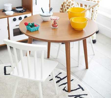 west elm x pbk Mid-Century Play Table - Pottery Barn Kids