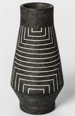 Vase - Black - Project 62™ - Target