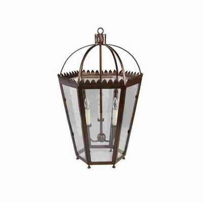 VAUCLUSE IRON CHANDELIER - Curated Kravet