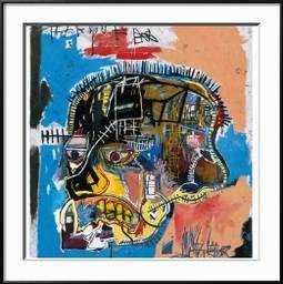 Untitled, 1981 (Basquiat Skull) - art.com