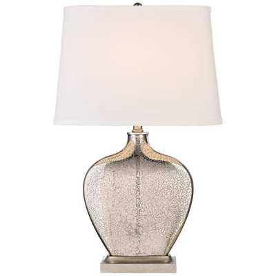 Axel Mercury Glass Table Lamp Set of 2 - Lamps Plus