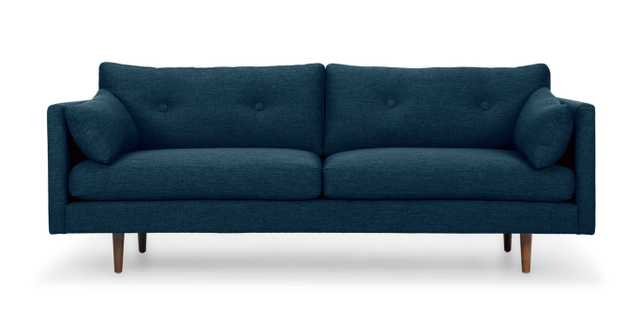 Anton Twilight Blue Sofa - Article