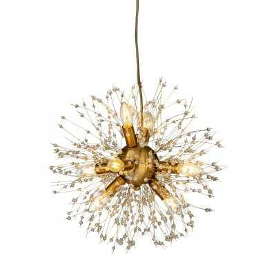 Gabilan 8 - Light Sputnik Sphere Chandelier - Wayfair