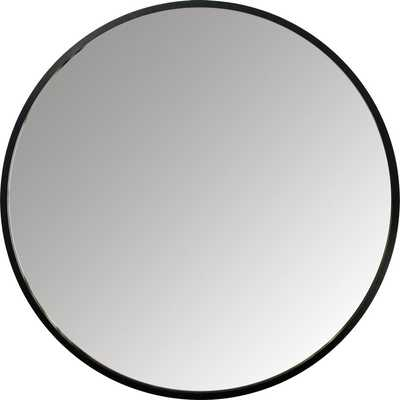 "Hub Accent Mirror - 24"" D - Wayfair"