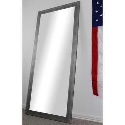 Ghore Full Length Mirror - Matte Silver - Wayfair